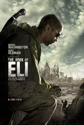 Otro cartel de The Book of Eli