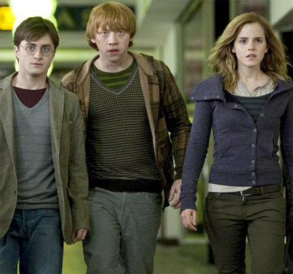 Primera imagen oficial de Harry Potter and the Deathly Hallows