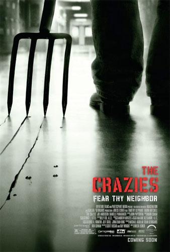 Nuevo cartel de The Crazies