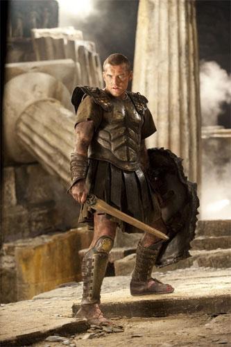 Nueva imagen de Sam Worthington como Perseo en Clash of the Titans