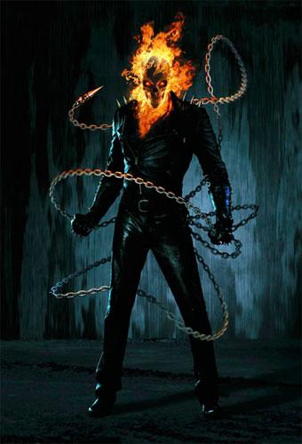 Ghost Rider de nuevo al cine