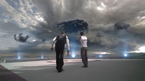 Primera imagen de Skyline