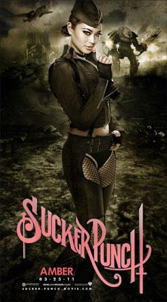 Primeros banners / pósters de Sucker Punch: Amber