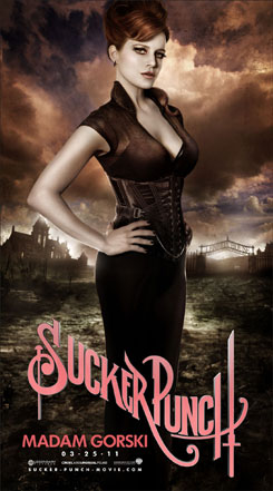 Primeros banners / pósters de Sucker Punch: Madam Gorski