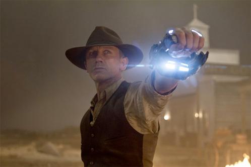 Primera imagen oficial de Cowboy and Aliens