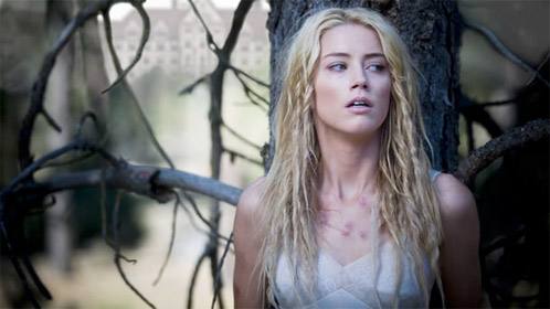 Primer vistazo a Amber Heard en The Ward de John Carpenter
