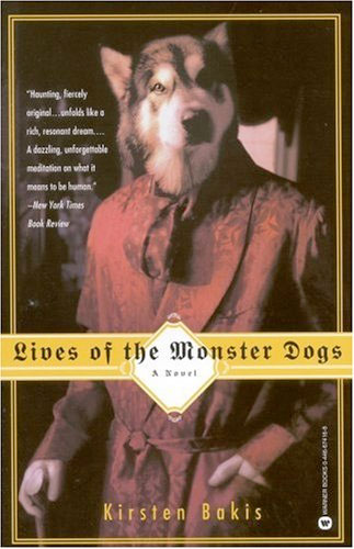 "Portada de ""Lives of the Monster Dogs"""