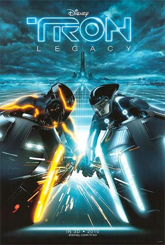 Nuevo cartel de TRON: Legacy