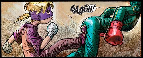 Gran detalle de Kick-Ass 2: Balls to the Wall