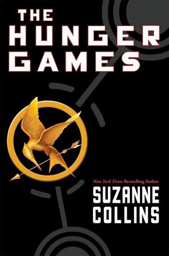 "Portada de ""The Hunger Games"""