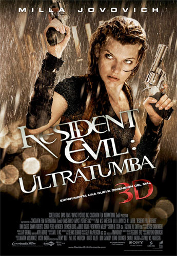 Experimenta una nueva dimensión de lo mal que se pueden haResident Evil: ultratumba. cer las cosas