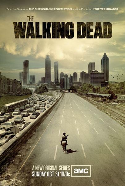 Nuevo cartel de The Walking Dead