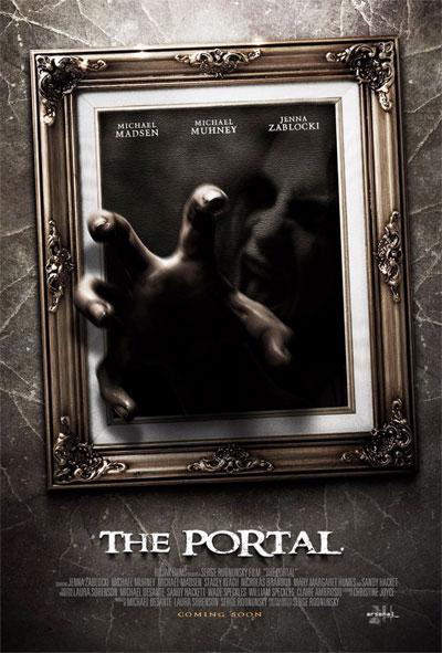 Primer cartel de The Portal