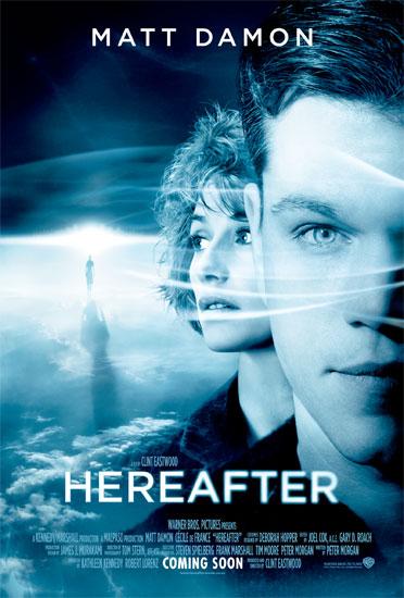 Primer póster de Hereafter de Clint Eastwood