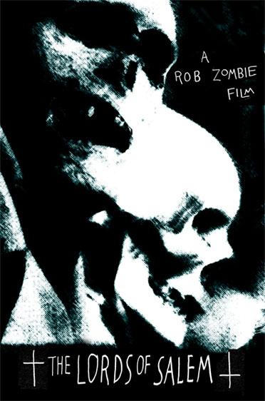 Primer cartel de The Lords of Salem de Rob Zombie