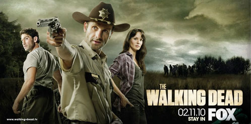 "Nuevo cartel de ""The Walking Dead"""