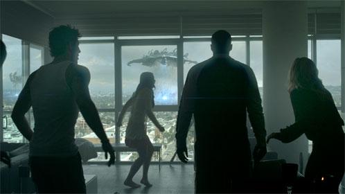 Nuevas imágenes de Skyline