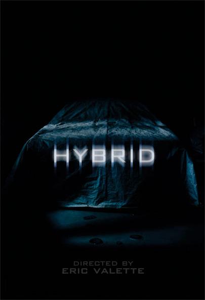 Póster de Hybrid de Eric Valette