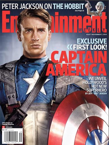 Portada de la próxima revista Entertainment Weekly