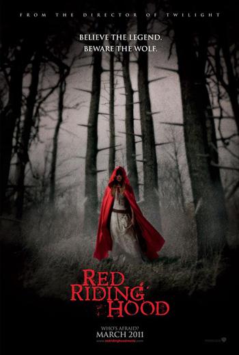 Primer cartel de Red Riding Hood (Caperucita Roja)