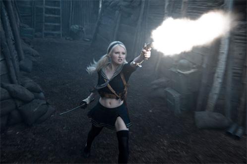 Nueva imagen de Sucker Punch vía Waner Bros. Pictures 2011 Preview
