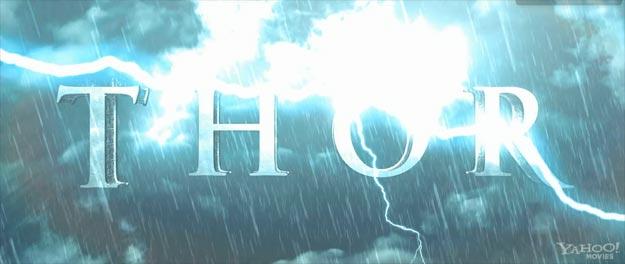 Logo de Thor