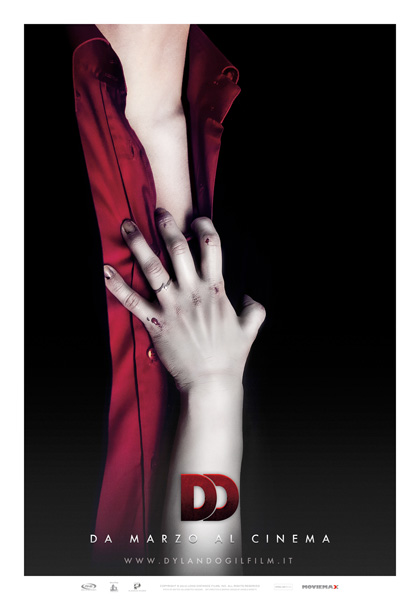 Cartel italiano de Dylan Dog: Death of Night