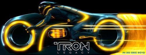 Cartel sin marca de agua de Tron Legacy