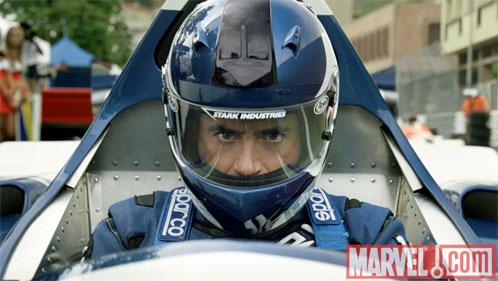 Nueva imagen de Iron Man 2 por cortesía de Marvel.com