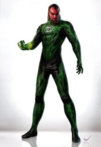 ¿Propuesta para Sinestro? Recuerda al Zod de Superman II