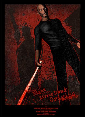 Nuevo arte de Night of the Living Dead: Origins