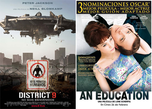 District 9 y © 2010 An Education Distribution Limited. All Rights Reserved.