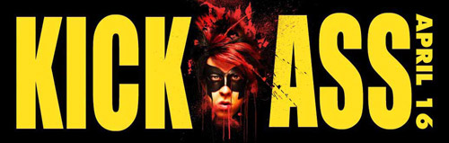 Cartel de Kick-Ass - Red Mist