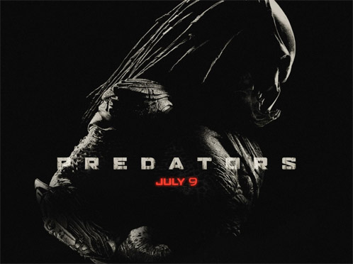 Predators en los cines ¿de todo el mundo? el 9 de julio