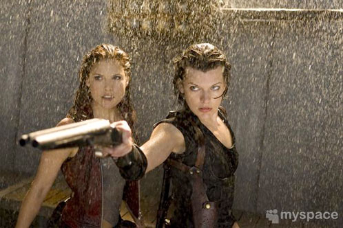 Primeras imágenes oficiales de Resident Evil: Afterlife