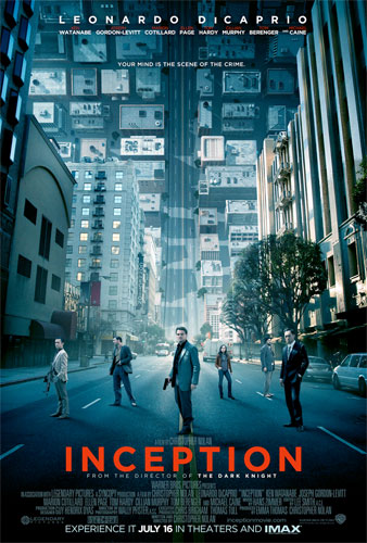 Tercer cartel de Origen (Inception)