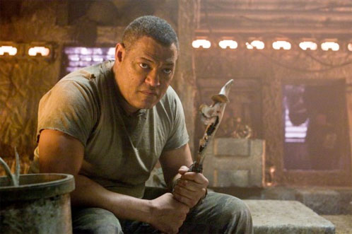 Laurence Fishburne en Predators
