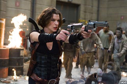 Nueva imagen de Resident Evil: ultratumba