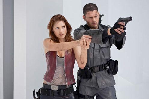 Nuevo imagen pelín floja de Resident Evil: ultratumba
