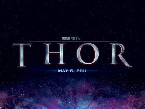 ¿Es esto parte del primer póster de Thor?