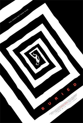 Hitchcockiano póster de Burien de Rodrigo Cortés