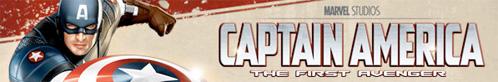Otro posible promo logo de Captain America: The First Avenger