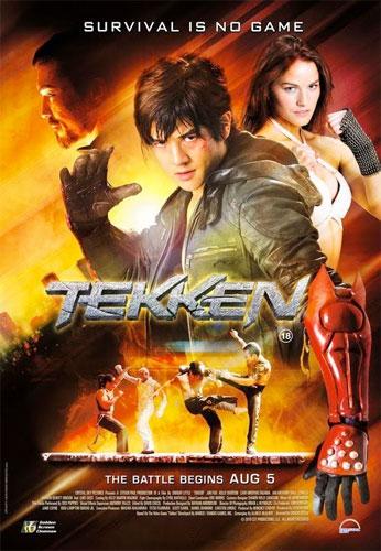 Nuevo póster de Tekken