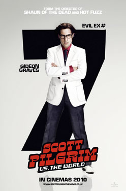 Ex-novio Gideon Graves #7