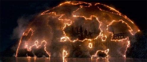 Una de las secuencias que veremos en el nuevo trailer de Harry Potter