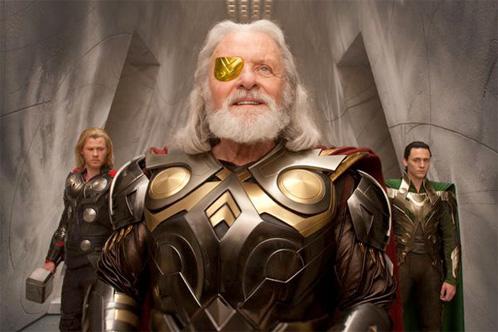 Nueva imagen de Thor. Saludemos a los dioses nórdicos