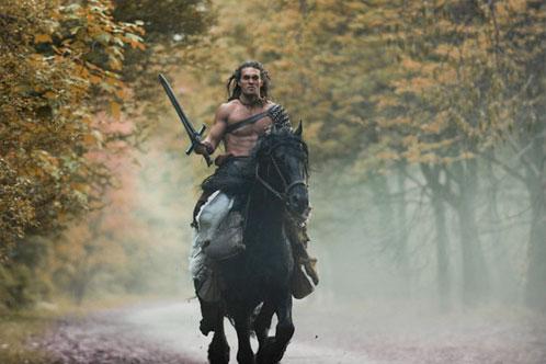 Nueva imagen de Jason Momoa como el nuevo Conan de Marcus Nispel