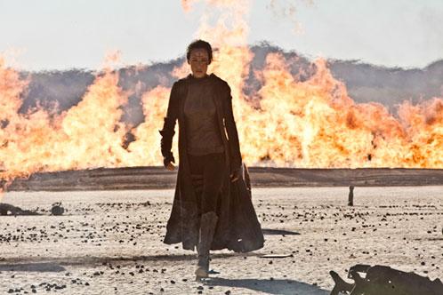 Una de las primeras imágenes de Priest... OMG