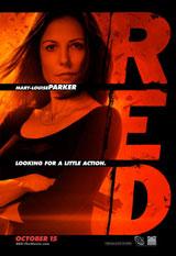 Nuevo cartel de Red con Mary-Louise Parker