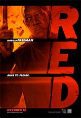 Nuevo cartel de Red con Morgan Freeman
